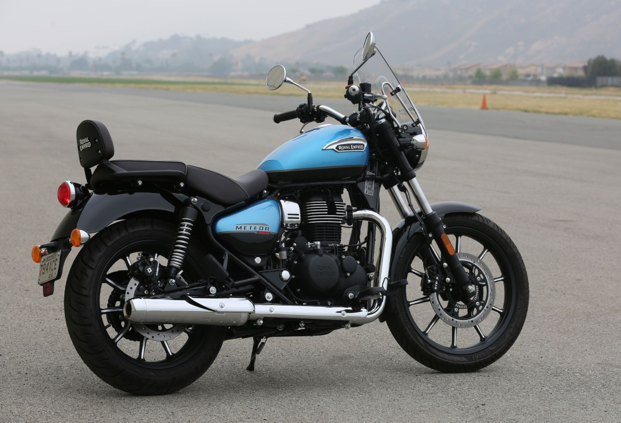 royal enfield meteor 350 opiniones by Johnny Zuri... - MERCADO LIBRE EUROPA